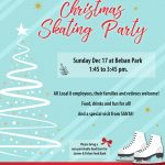 PPWC Local 8 Annual Christmas Skating Party on Sunday, December 17 at Beban Park