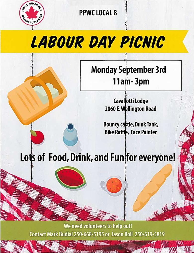 2018 Labour Day Picnic @ Cavallotti Lodge | Nanaimo | British Columbia | Canada